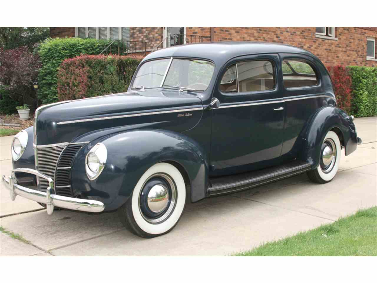 1940 Ford Deluxe for Sale | ClassicCars.com | CC-706151
