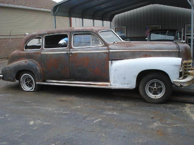 1948 Cadillac Limousine | 706252