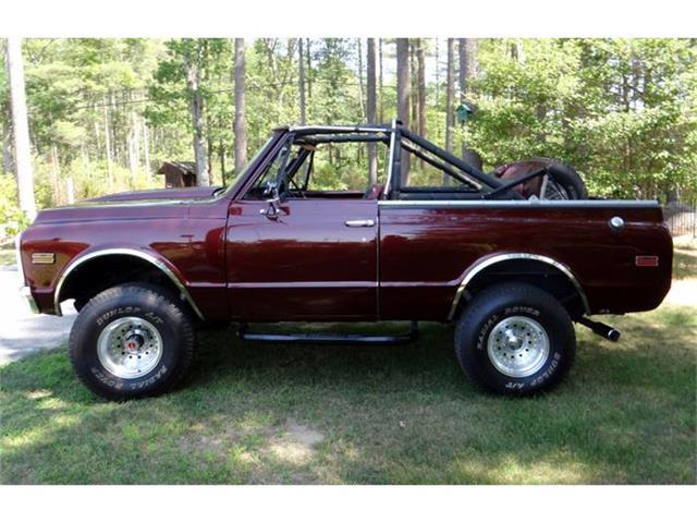 1971 Chevrolet K5 Blazer | 706277