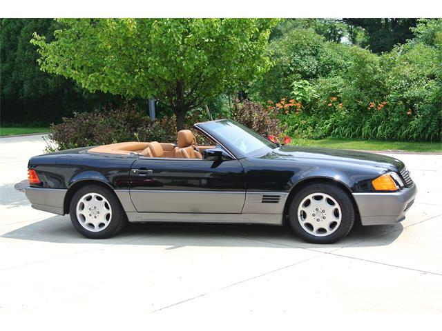 1991 to 1993 mercedes benz 300sl for sale on classiccars for 1993 mercedes benz 300sl