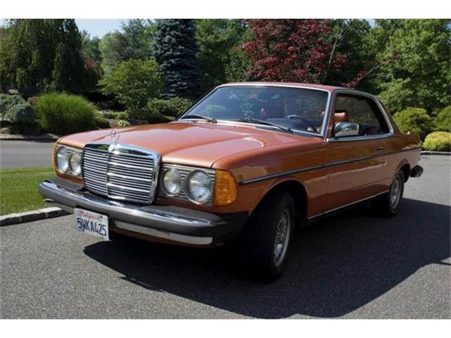 1980 Mercedes-Benz 300 | 706338
