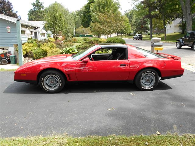 1982 Pontiac Firebird Trans Am | 707502