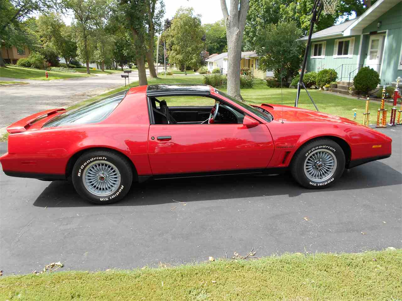 1982 pontiac firebird trans am for sale cc 707502. Black Bedroom Furniture Sets. Home Design Ideas