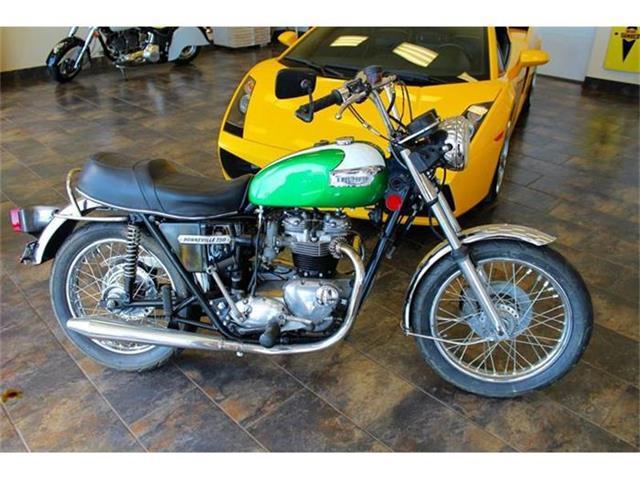 1973 Triumph Bonneville | 708180