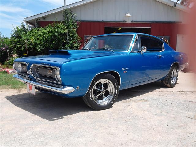 1968 Plymouth Barracuda | 700822