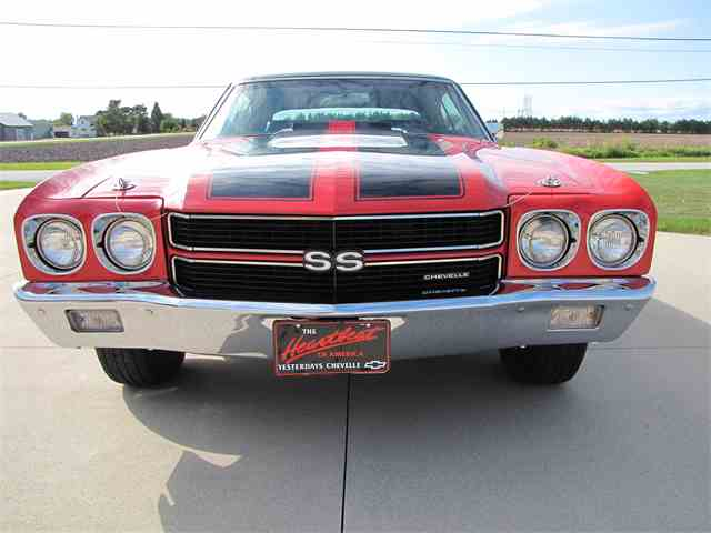 1970 Chevrolet Chevelle SS | 700826