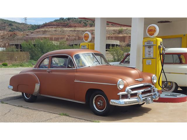 1950 Chevrolet Coupe | 708363