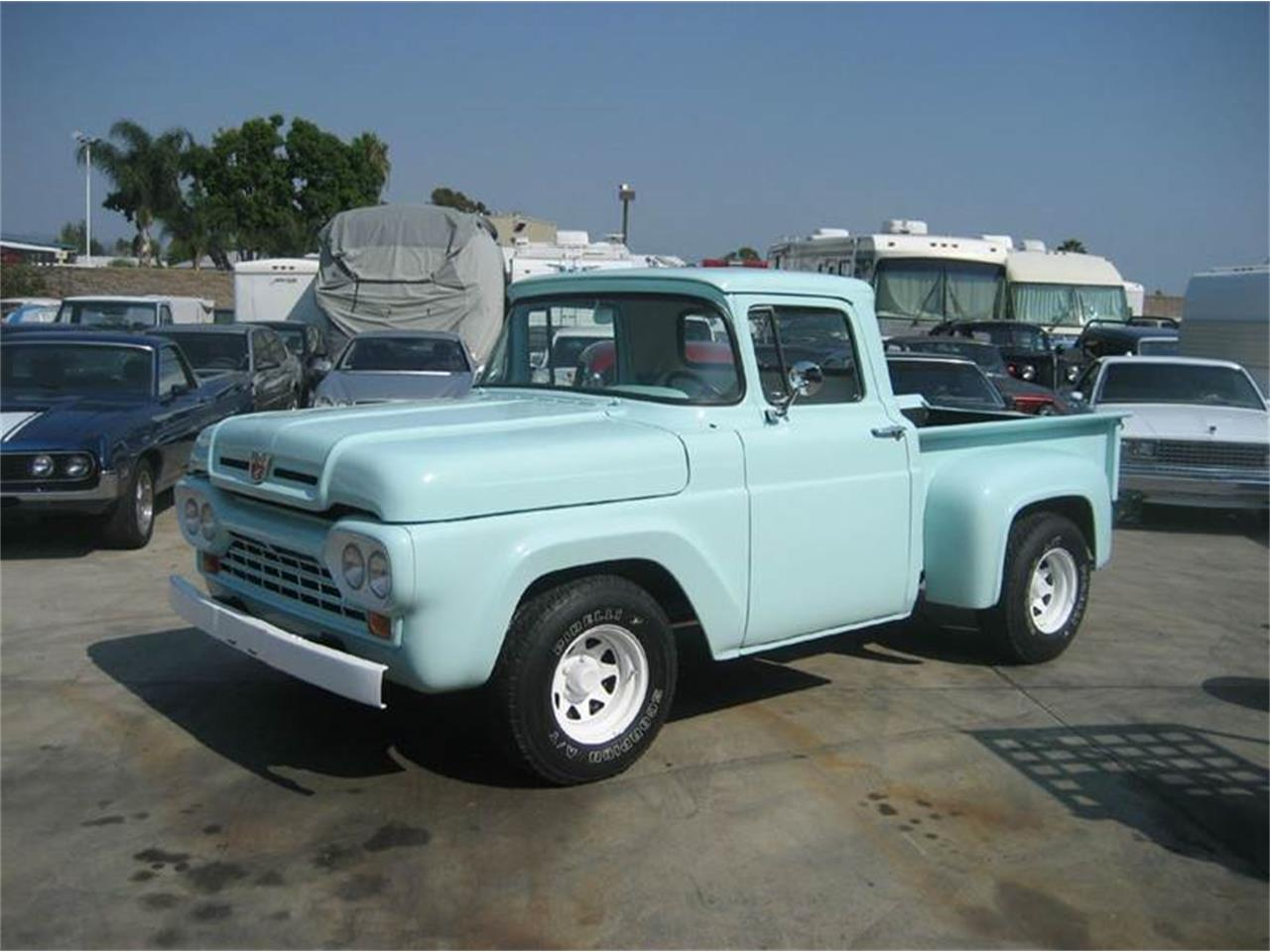 1960 Ford F100 For Sale Classiccars Com Cc 708566