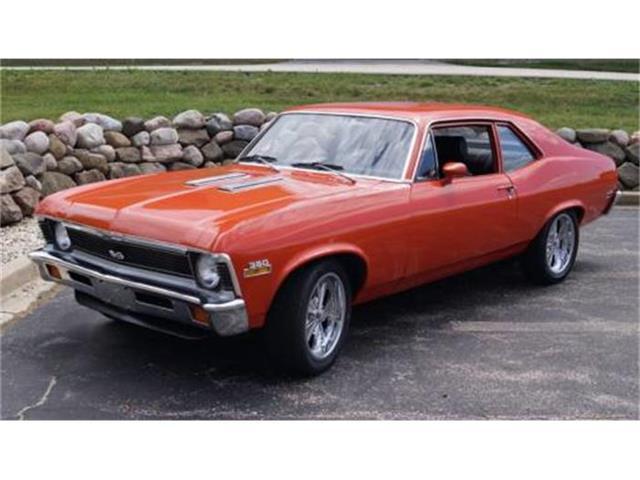 1972 Chevrolet Nova | 708608