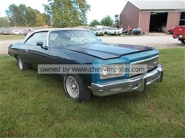 1975 Chevrolet Caprice Classic | 708670