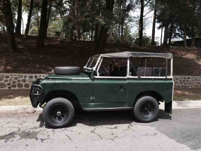 1969 Land Rover Series IIA | 708706