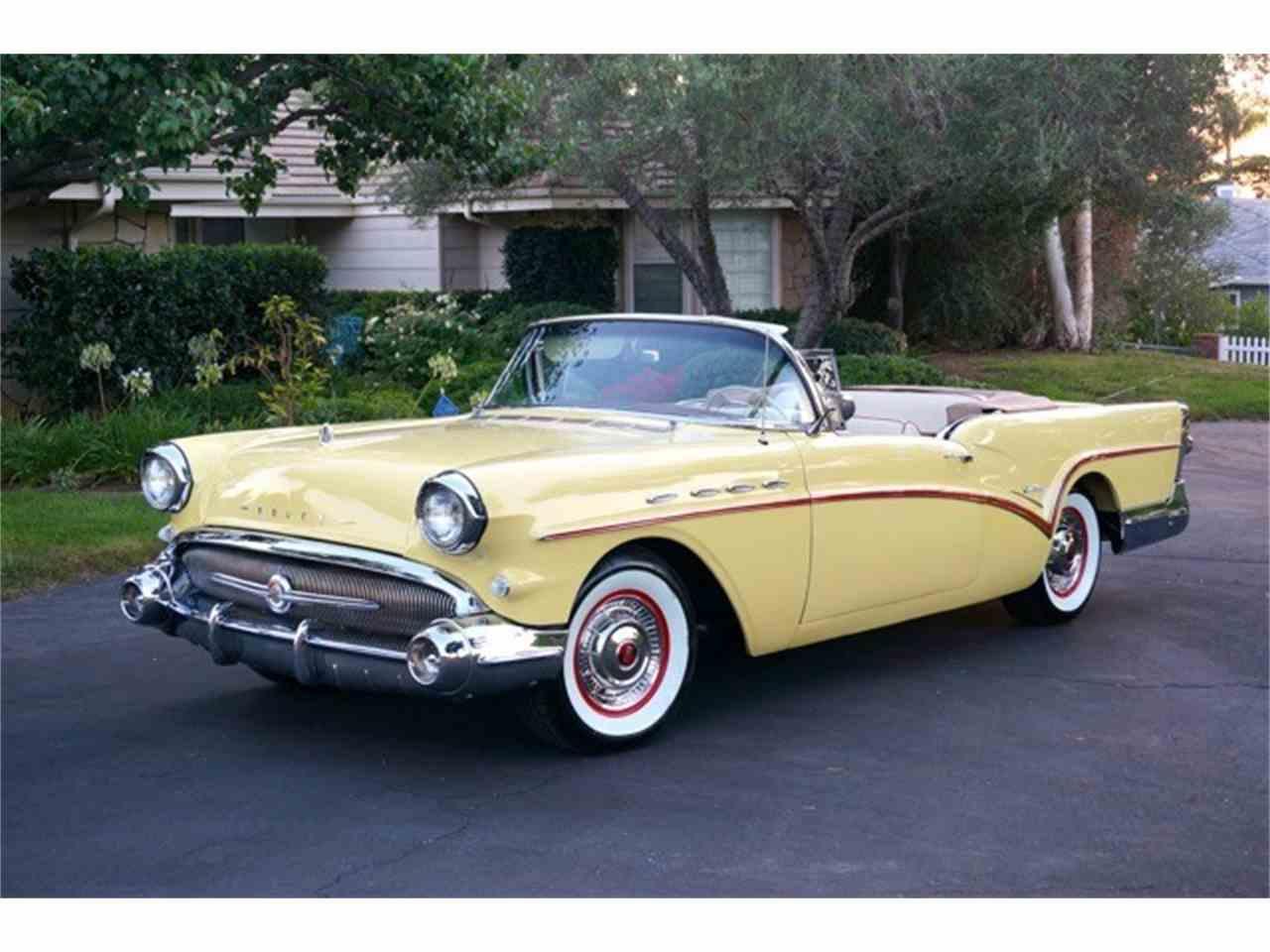 1957 buick century for sale cc 708714. Black Bedroom Furniture Sets. Home Design Ideas