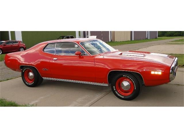 1971 Plymouth GTX | 708717