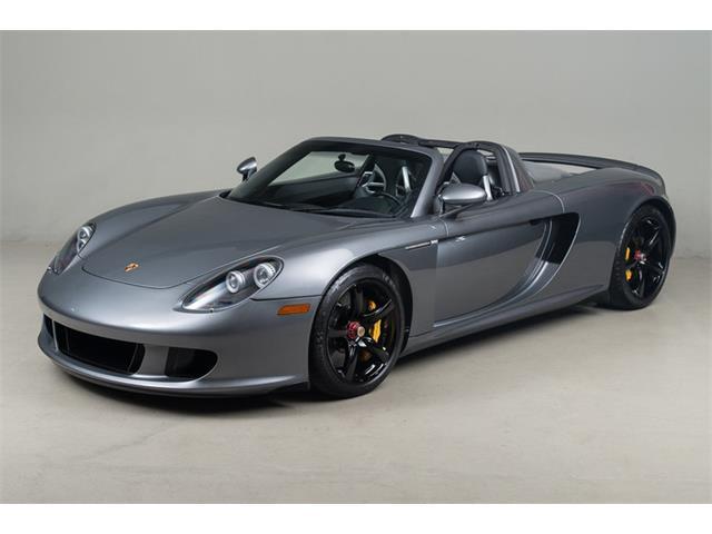 2004 Porsche Carrera | 700872