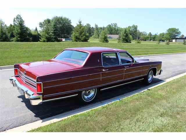 1977 Lincoln Premiere | 708830