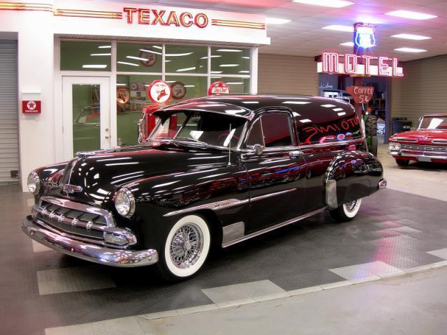 1952 Chevrolet Sedan Delivery | 700885