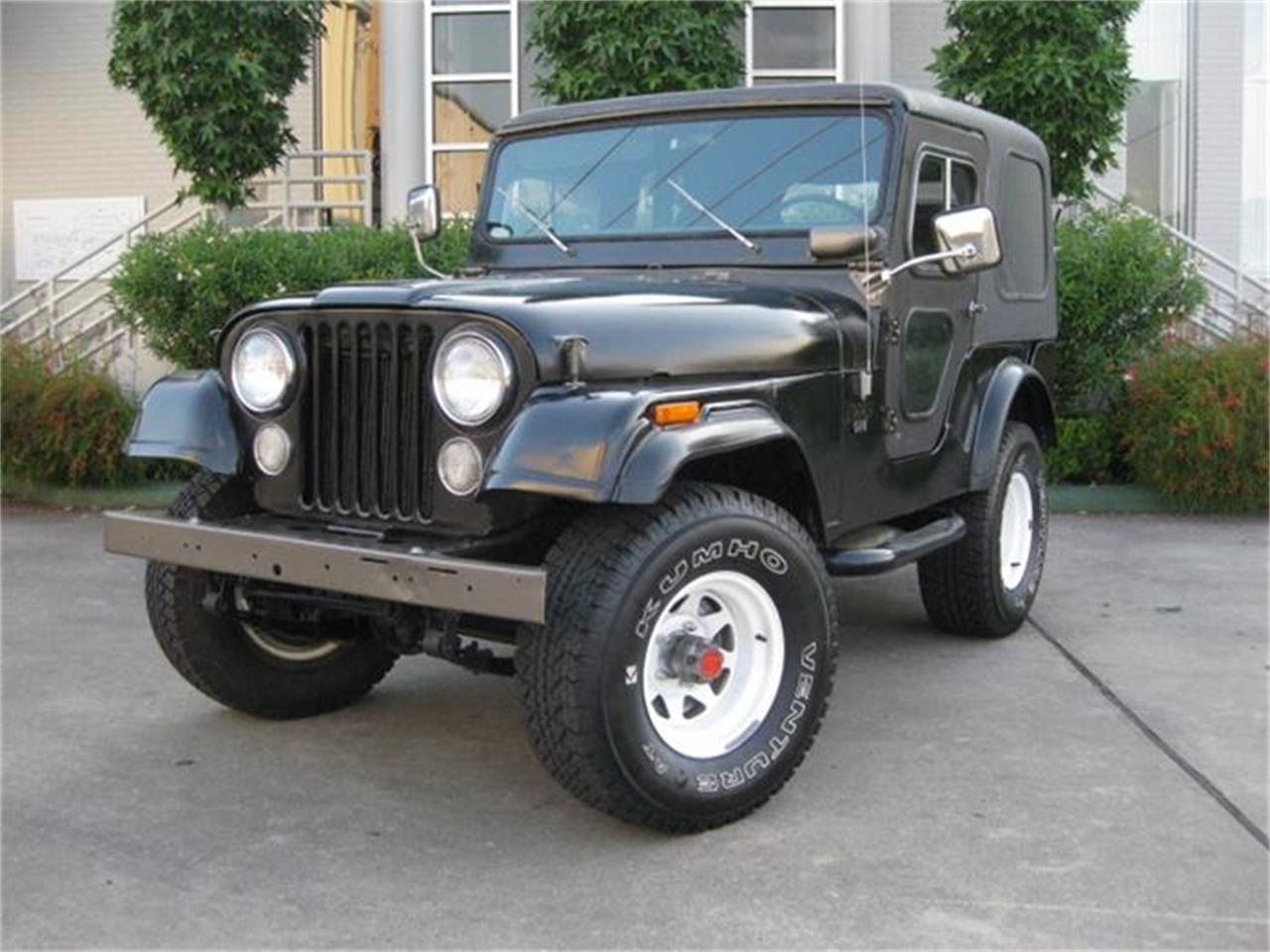 1974 Jeep Cj5 For Sale Classiccars Com Cc 708858