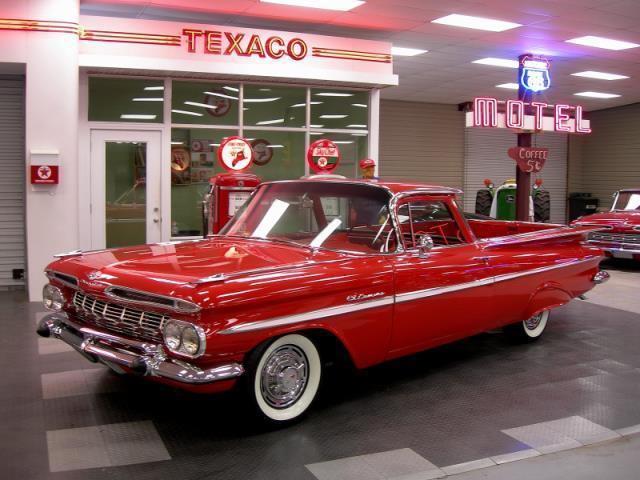 1959 Chevrolet El Camino   700887