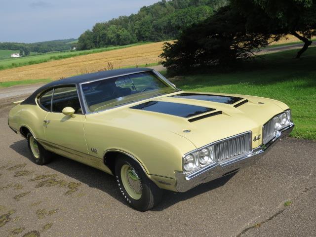 1970 Oldsmobile 442 | 708882