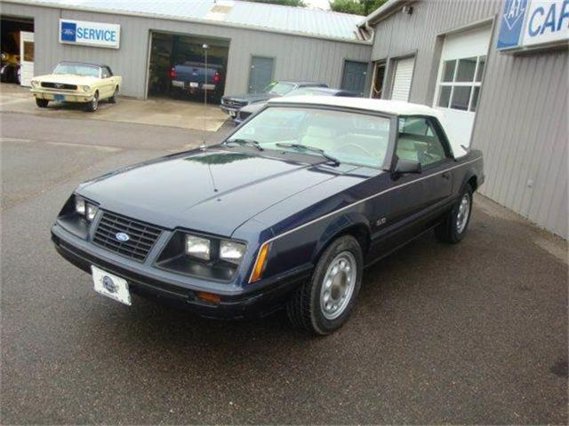 1983 Ford Mustang | 708903
