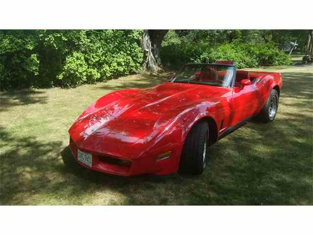 1980 Chevrolet Corvette | 708927