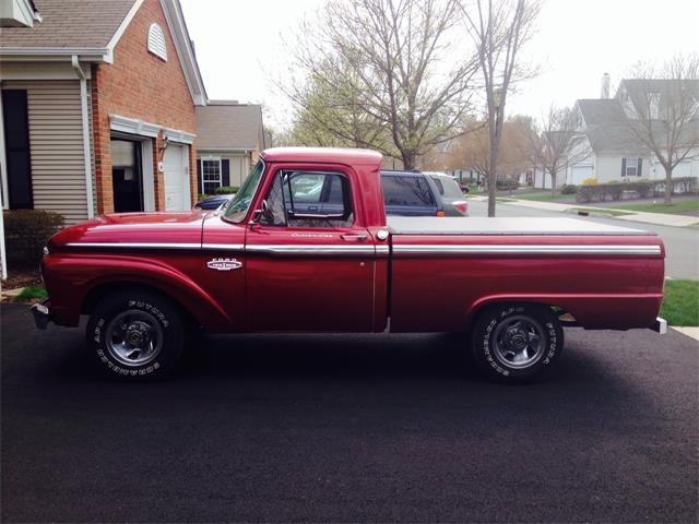 1966 Ford F100 | 709040