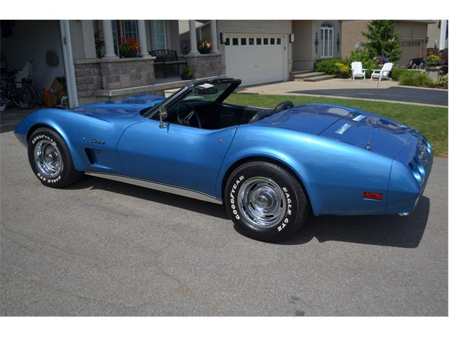 1974 Chevrolet Corvette Stingray | 709106
