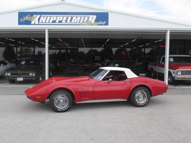 1974 Chevrolet Corvette | 709156