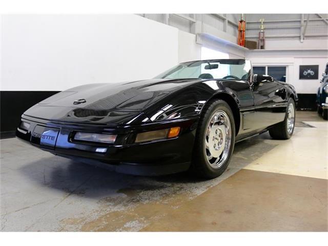 1995 Chevrolet Corvette | 709180