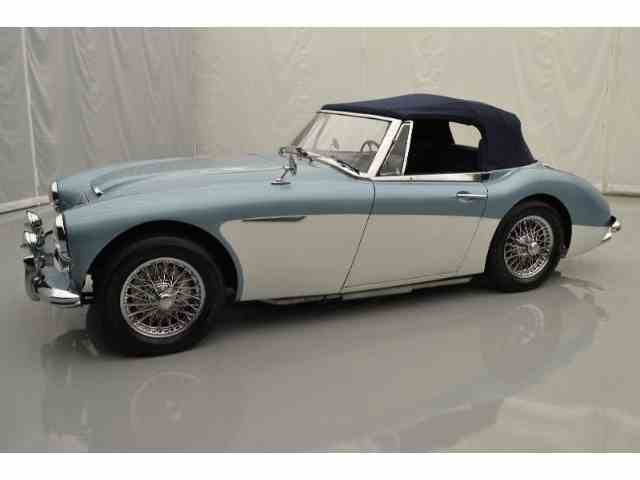 1963 Austin-Healey 3000 | 700924