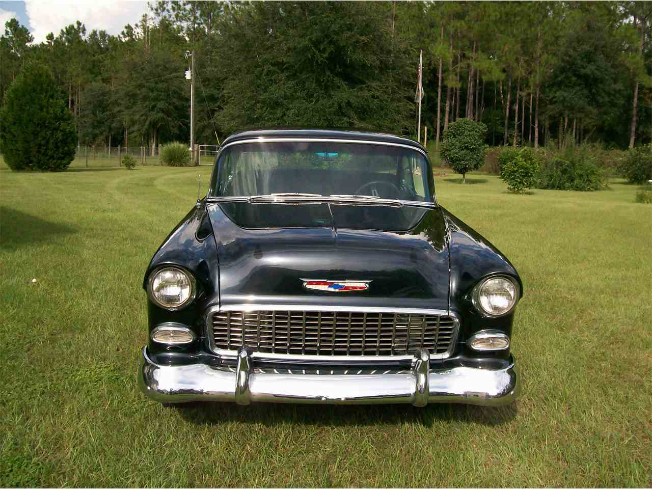 Large Picture of '55 Bel Air - F79C