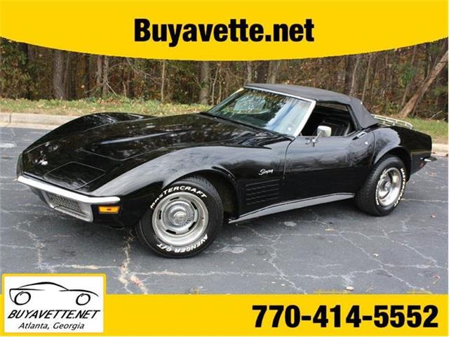 1971 Chevrolet Corvette | 709284