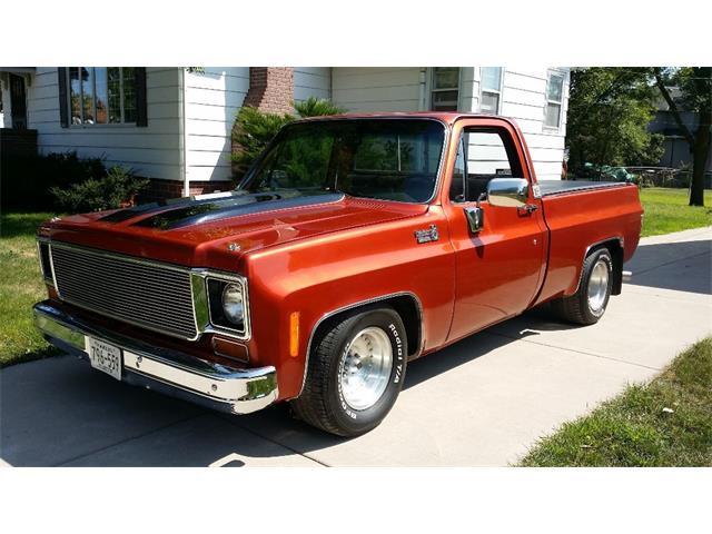 1973 Chevrolet C/K 10 | 709300