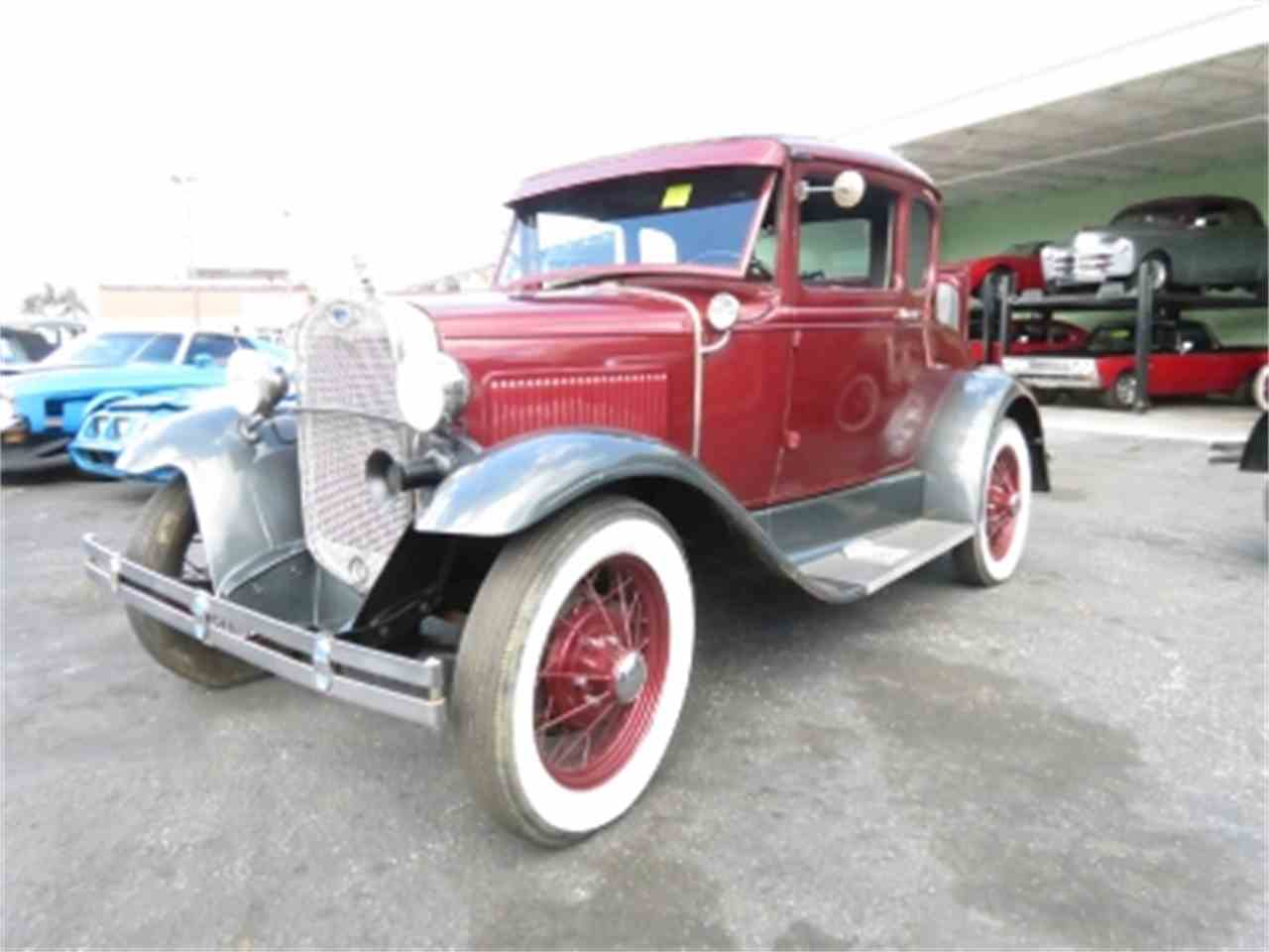1929 Ford Model A for Sale - CC-700932