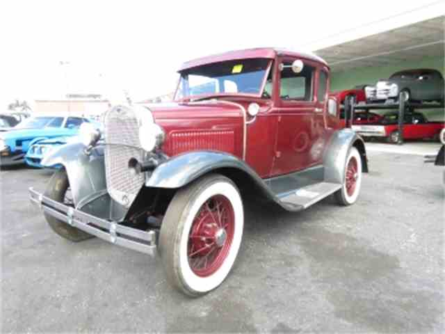 1929 Ford Model A | 700932