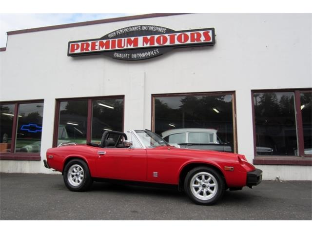 1974 Jensen-Healey Convertible | 709450