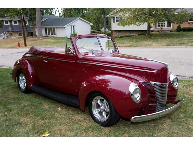 1940 Ford Convertible | 709865