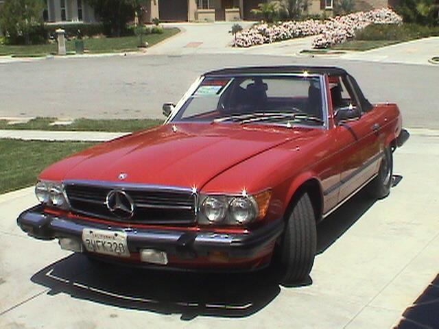 1977 Mercedes-Benz 450SL | 709873