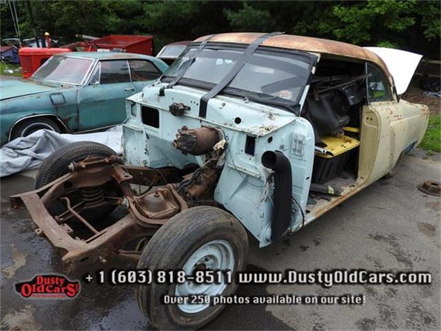 1954 Lincoln Capri | 709890