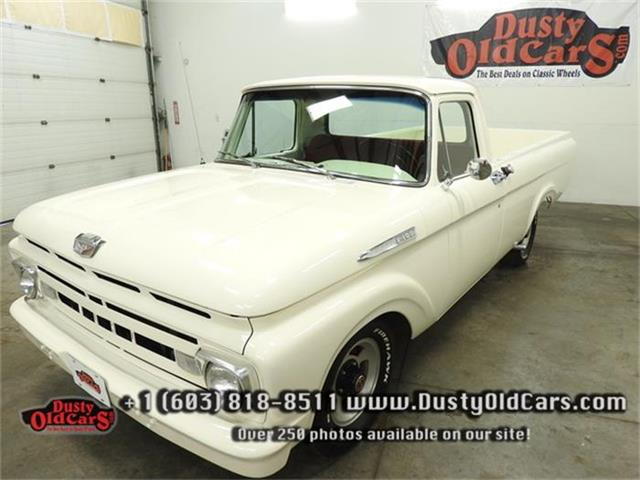 1961 Ford F100 | 709893