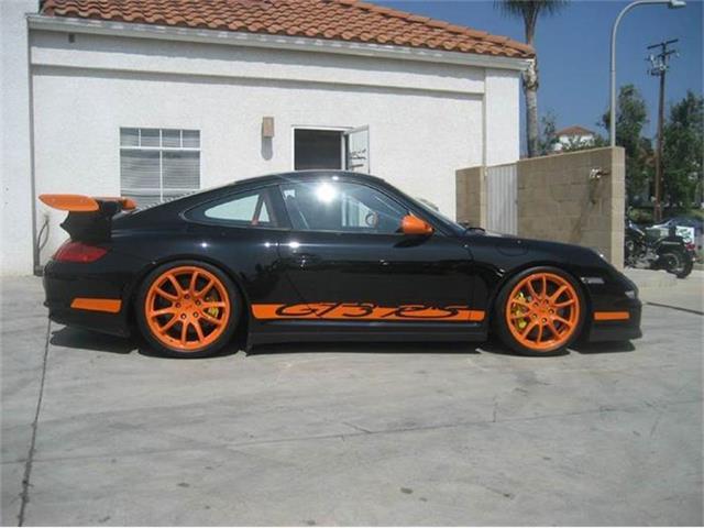 2008 Porsche GT3   709901