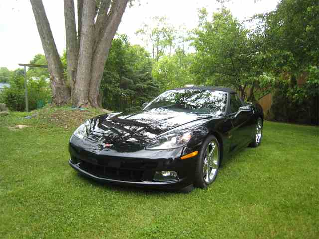 2007 Chevrolet Corvette | 700994