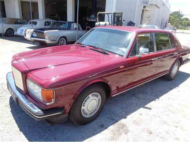 1987 Bentley Turbo R | 709954