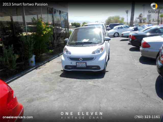 2013 Smart Fortwo Passion | 709956
