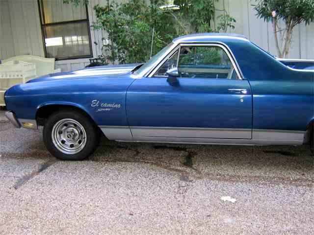 1970 Chevrolet El Camino | 709976