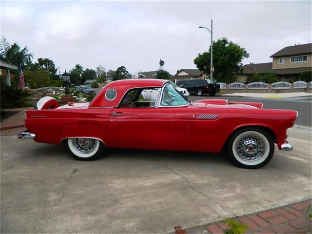 1956 Ford Thunderbird | 709986