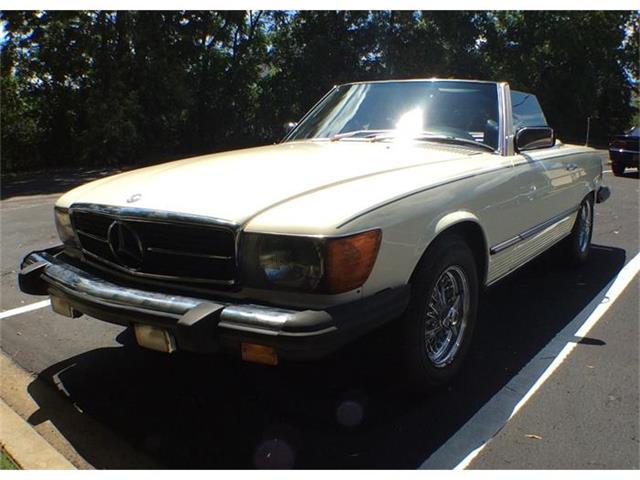 1978 Mercedes-Benz 450SL | 709996
