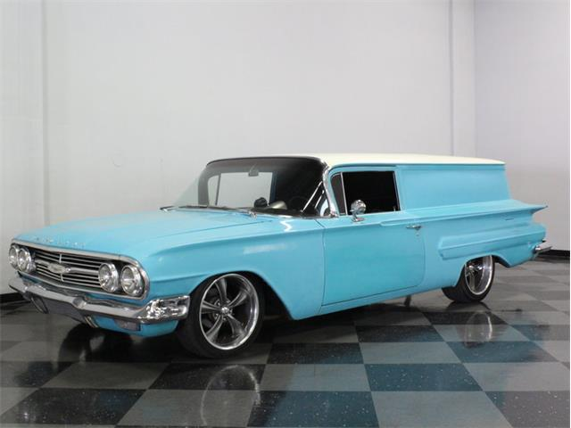1960 Chevrolet Sedan Delivery | 711063