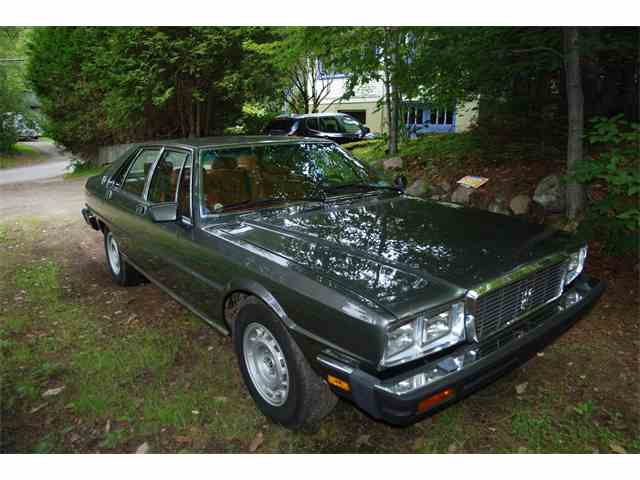 Picture of '85 Quattroporte - F8NV