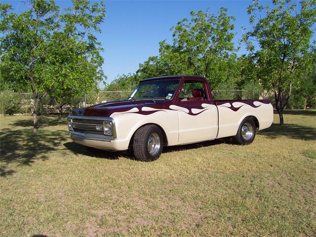1969 Chevrolet C10 | 711083